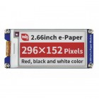 2.66 Inch E-Paper E-Ink Display Module (B) - Waveshare