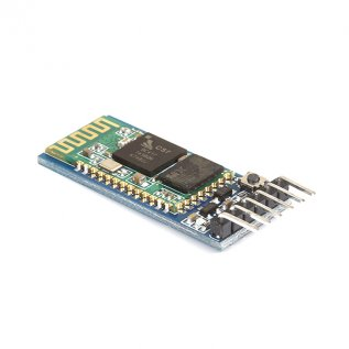 HC-05 Compatible Bluetooth Module With Base Board