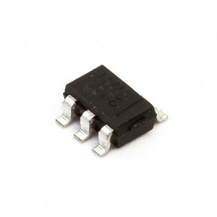 Single Channel Capacitve Touch Sensor (TTP223B)