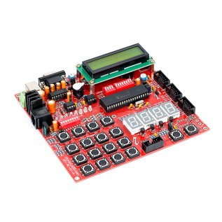 PIC18F4550 USB Development Board - rhydoLABZ