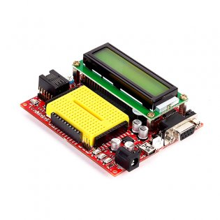 PIC18F4520 Development Board-Mini