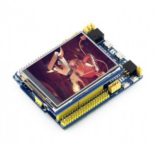 2.8 inch Arduino Touch LCD Shield