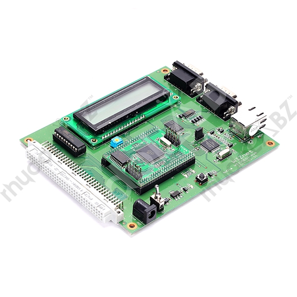 W5100E01-AVR Evaluation Board - Click Image to Close