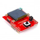 "1.5"" OLED Display Shield for Arduino"