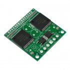 Dual VNH2SP30 Motor Driver Carrier MD03A - Pololu USA