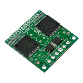 Dual VNH2SP30 Motor Driver Carrier MD03A-Pololu