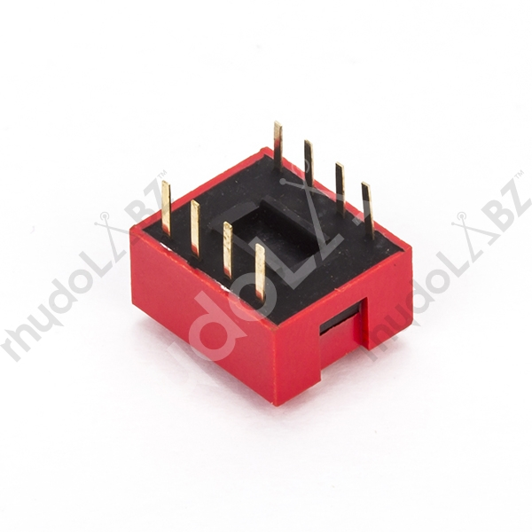 DIP Switch - 4 Position : rhydoLABZ INDIA