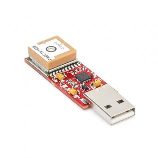 GPS USB Dongle with Antenna v2