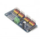 PCA9685 16 Channel 12-Bit PWM Servo Motor Driver for Arduino