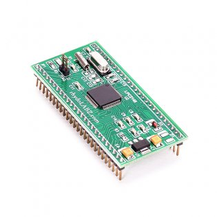 LPC2138 ARM Header Board