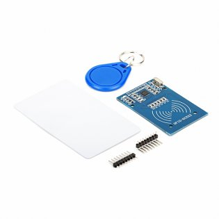 RC522 - RFID Reader / Writer 13.56MHz with Cards Kit