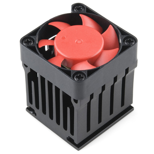 Heatsink and Fan - 40mm
