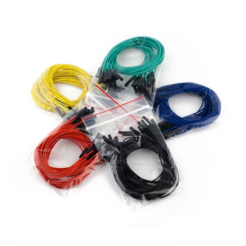 "Jumper Wires Premium 12"" F/F Pack of 100"