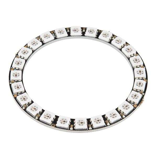 NeoPixel Ring - 24 x WS2812 5050 RGB LED NeoPixel Ring - 24