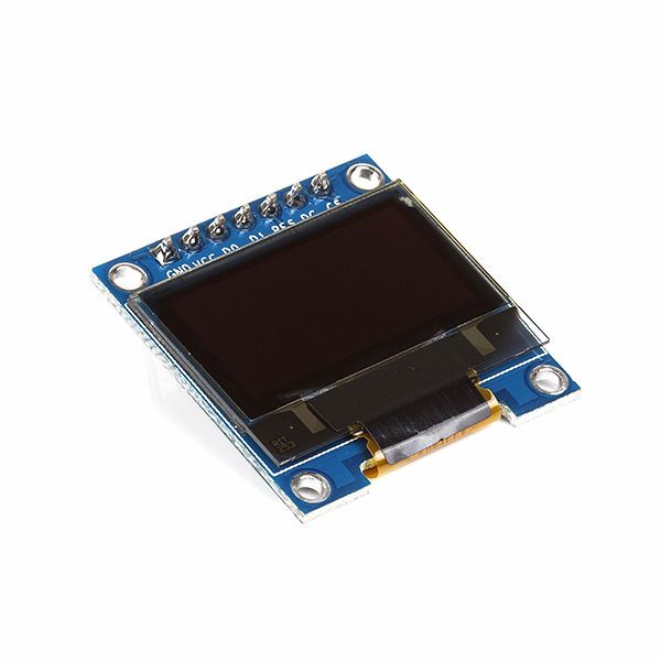 0 96 White SPI/IIC OLED Display Module 12864 LED For Arduino