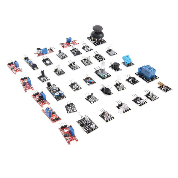 37 in 1 Sensor Modul Kit UNO R3 ATmega328P CH340 Board