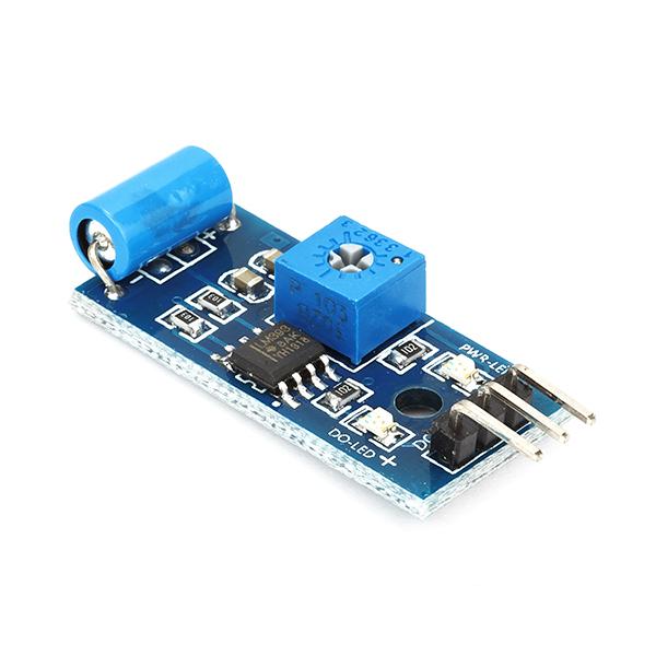 the vibration sensor module vibration switch sw 420 the vibration