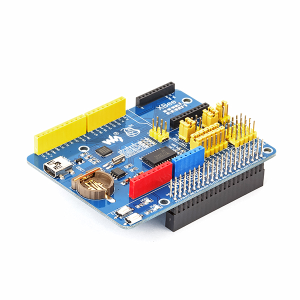 ARPI600 Raspberry Pi Expansion Board [RAS-2868] : rhydoLABZ INDIA