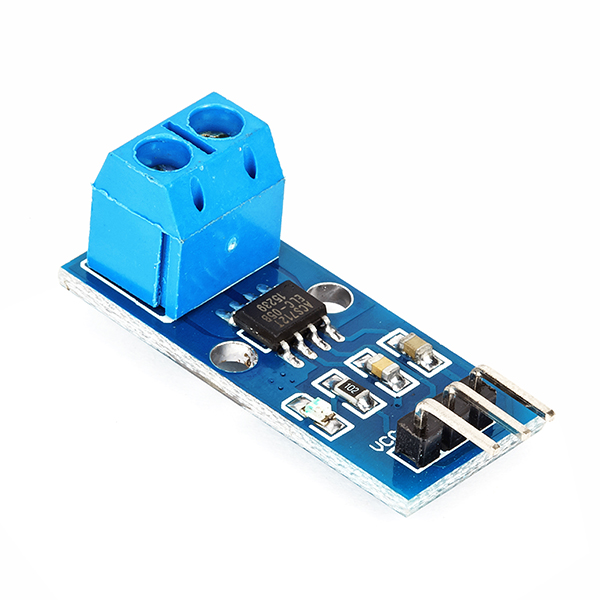 ACS712 Current Sensor Module - 20A [SEN-2817] : rhydoLABZ INDIA
