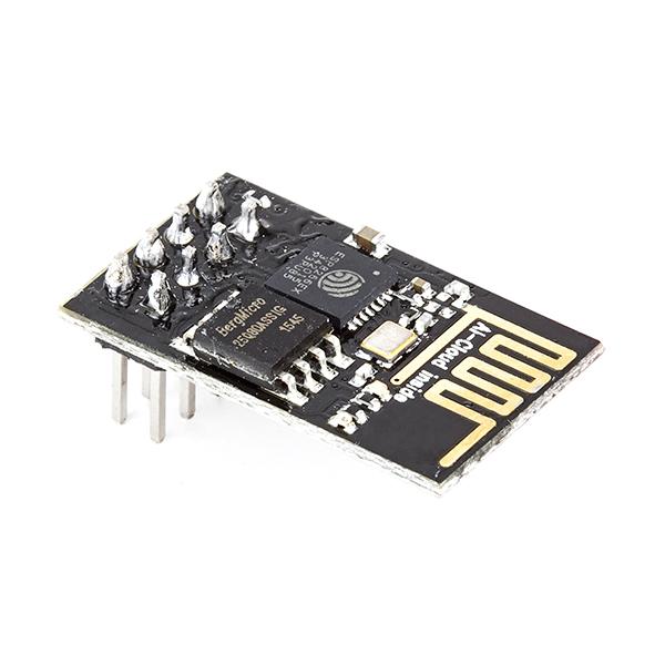 ESP8266 ESP-01E Remote Serial WiFi Transceiver with 1MB