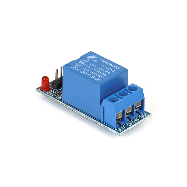 1-Channel 12V Relay Module With Terminal : rhydoLABZ INDIA on wiring a car relay, wiring a relay 240v, wiring a relay base, wiring a relay for accessories,
