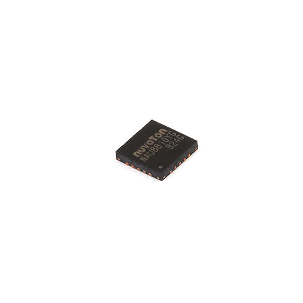 NAU8810YG Differential/Mono Audio codec IC : rhydoLABZ INDIA