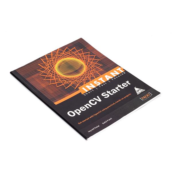 Instant OpenCV Starter