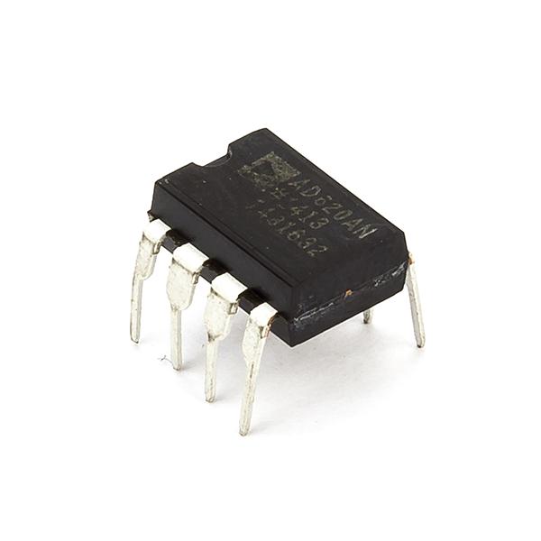 AD620 Low Power Instrumentation Amplifier : rhydoLABZ INDIA