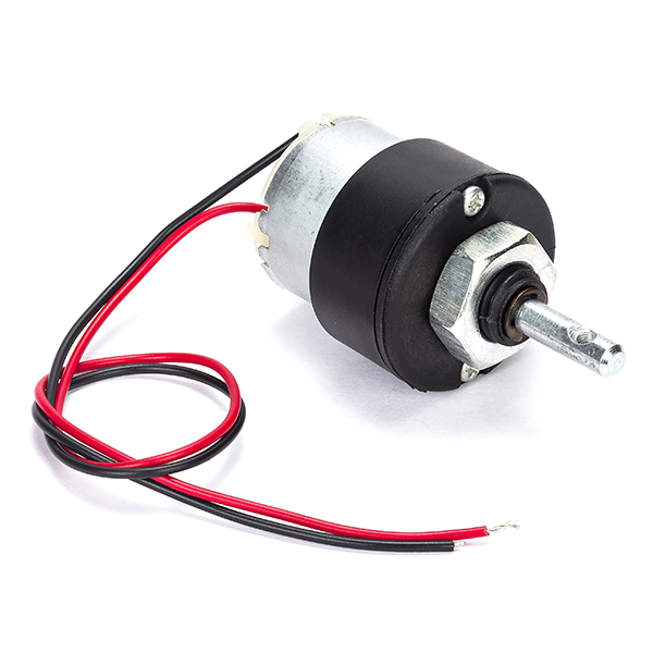 DC Motor with Gearbox 100RPM : rhydoLABZ INDIA