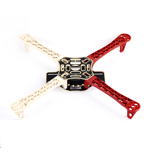 Quad Copter Frame with Integrated PCB (F450) : rhydoLABZ INDIA