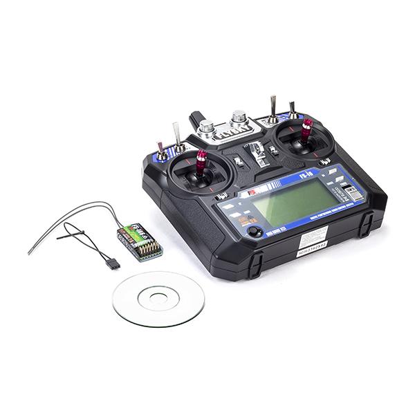Flysky Fs-I6 2 4G 6Ch Rc Transmitter With Fs-Ia6 Receiver