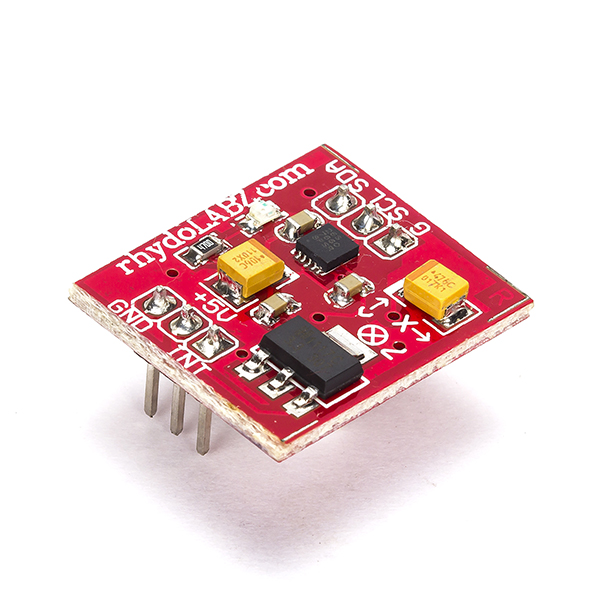 3-Axis Accelerometer Sensor ( I2C)