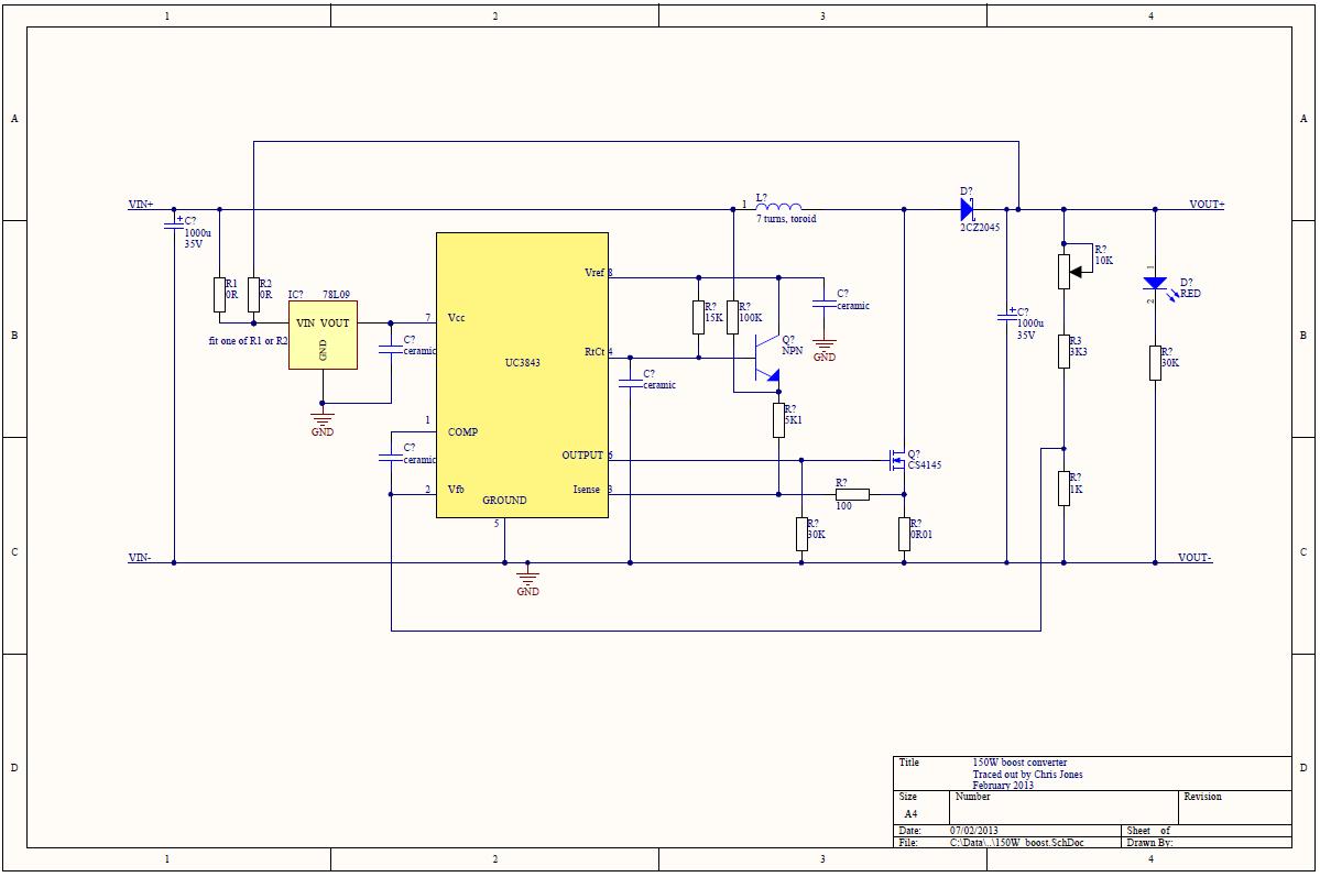 Super 150W Dc Dc Boost Converter 10 32V To 12 35V 150W Dc Dc Boost Wiring Database Aboleterrageneticorg