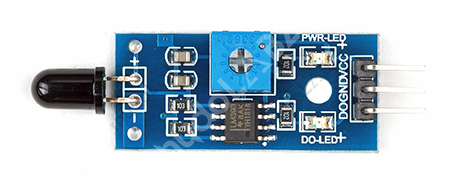 Flame Sensor Module : rhydoLABZ INDIA