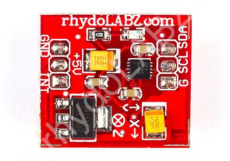 Arduino Pro Mini 328 - 33V/8MHz - DEV-11114