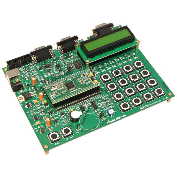 ARM LPC2148 USB Development Board