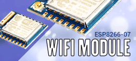 ESP8266 WiFi Modules