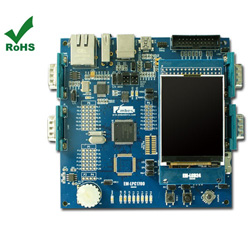 LPC1768 ARM Cortex M3 Board