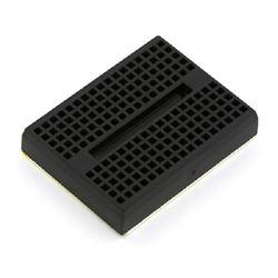 Mini Breadboard (Self-Adhesive Black)