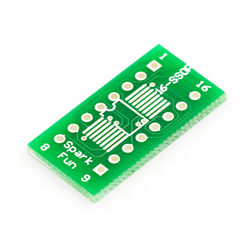SSOP to DIP Adapter 16-Pin - Sparkfun