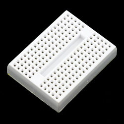 Breadboard Mini Self-Adhesive (White)
