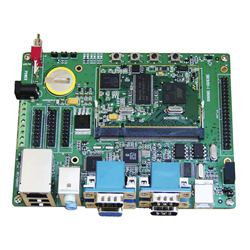 "SBC9261-I Single Board Computer with 7"" TouchScreen LCD"