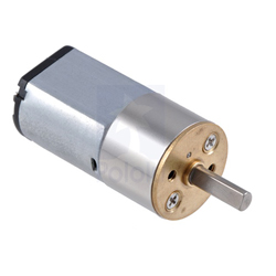 35:1 Metal Gearmotor 15.5Dx30L mm