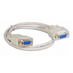 RS232 Serial Cable DB9 F/F