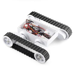 Dagu Rover 5 2WD Tracked Chassis with 2 encoder
