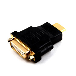 DVI Female to HDMI Male Adapter for Raspberry Pi