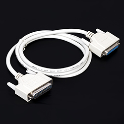 DB25 Parallel Port Cable M/F