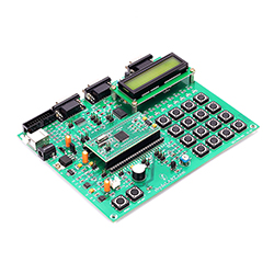 ARM LPC2148 USB Development Board - rhydoLABZ