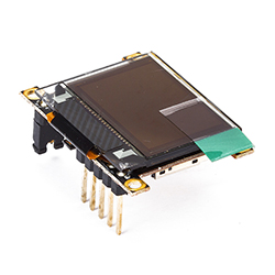 "0.96"" Serial OLED Display Module"