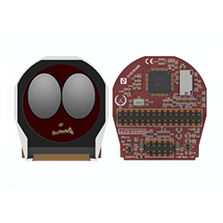 "1.38"" Round LCD Intelligent Display Module uLCD-220RD"